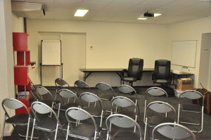 Fully Equipped Teaching Space